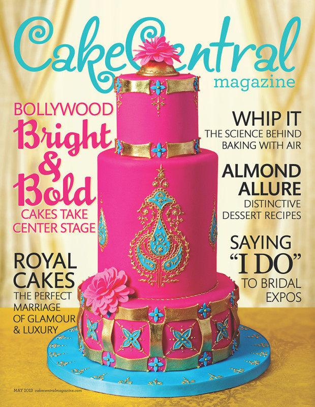 Top Pink Cakes Cakecentral Com