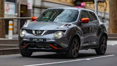 2020 Nissan Juke To Debut This Year With Electrified Option