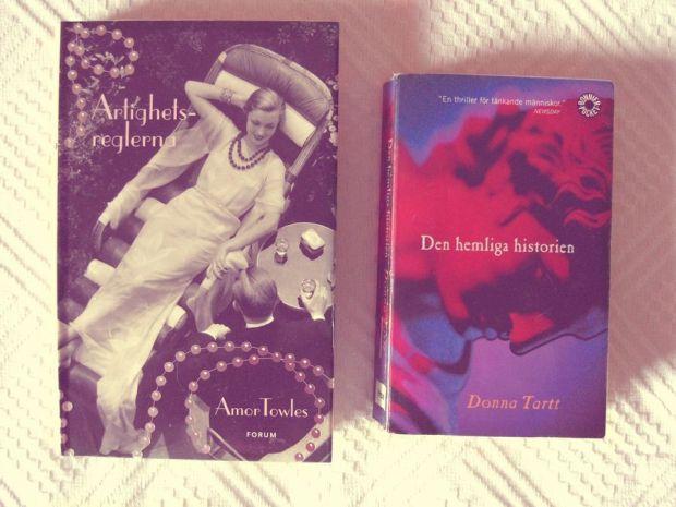 artighetsreglerna amor towles den hemliga historien donna tarrt