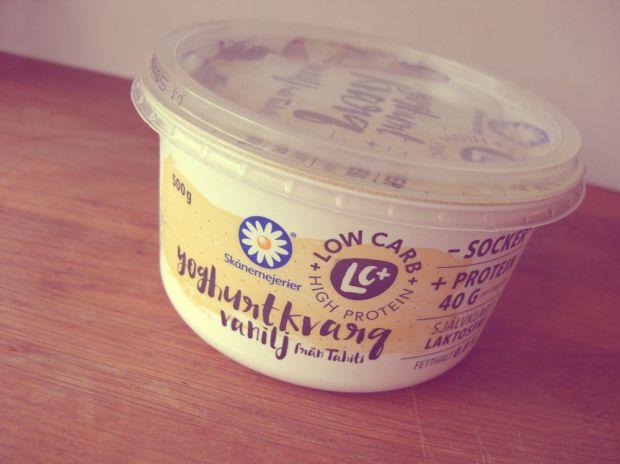 Skånemejeriets yoghurtkvarg LC+