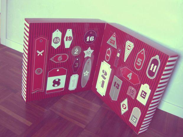 Julkalender från The Body Shop