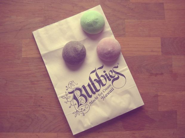 Bubbies Ice Cream