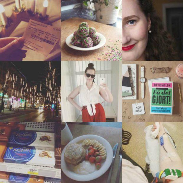Nio mest gillade bilder på Instagram @carolinewijkstrom #2016bestnine