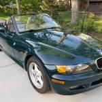 1997 Bmw Z3 Roadster Auction Cars Bids