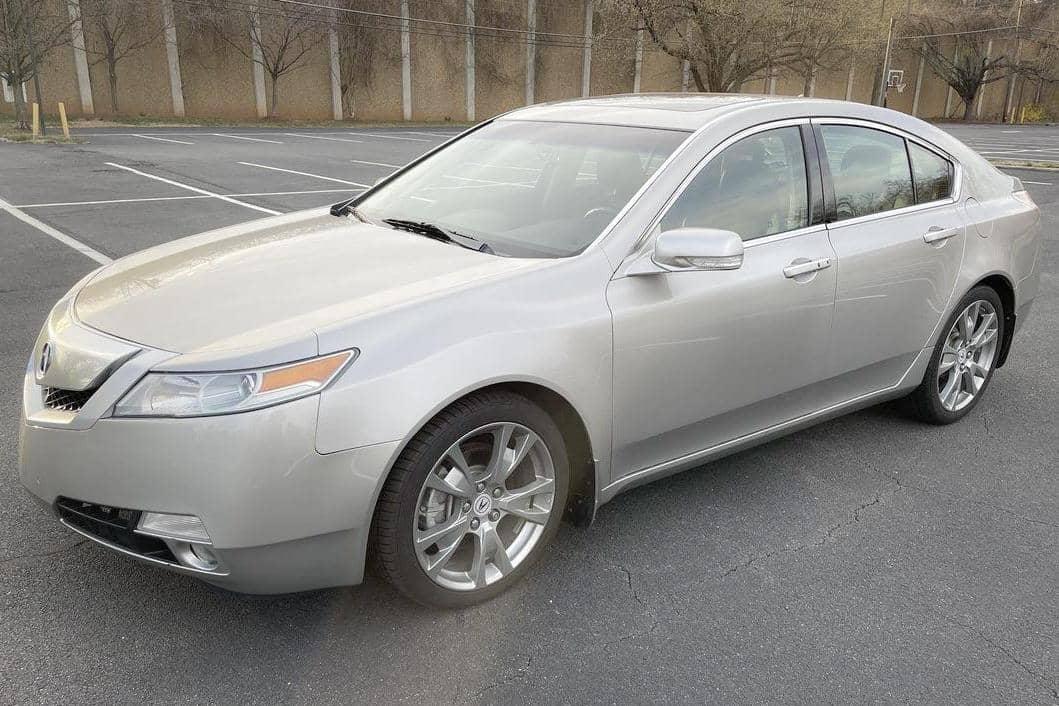 2010 acura tl sh awd auction cars bids