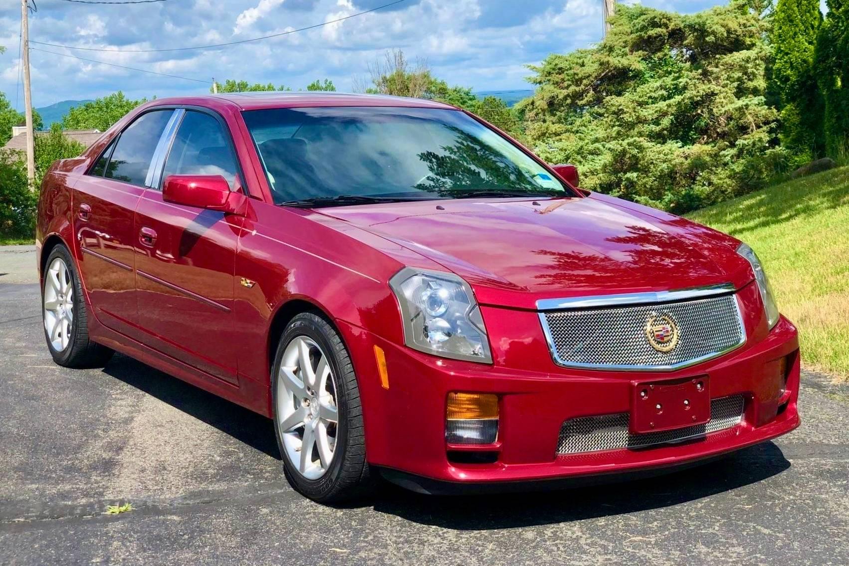 2005 cadillac cts v auction cars bids