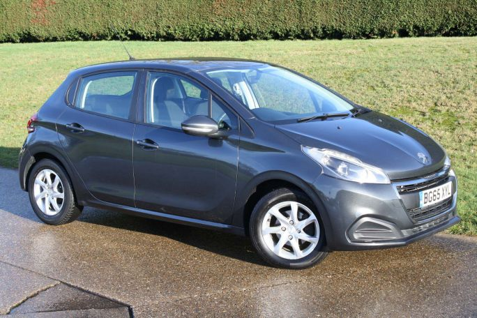Cheap Used Grey Peugeot 208 Cars For Sale In Uk Page 6 Of 30 Loot
