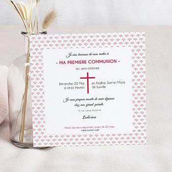 la france en ligne les faire part 5 de communion