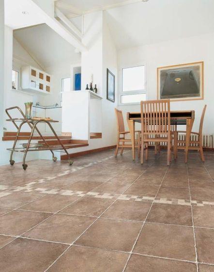 51 2 sqm stone effect floor tiles emilceramica pietra etrusca noce cerveteri 16x16 cm 16z16