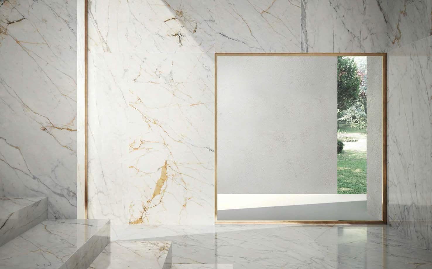 marazzi grande marble look golden white lux 120x240 cm m8ah