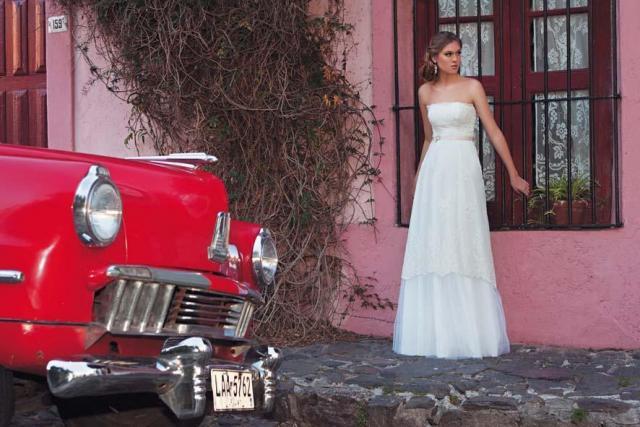 vestido de novia por hanna alta costura coleccion 2013