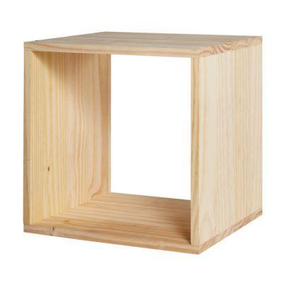 etagere modulable 1 cube pin mixxit