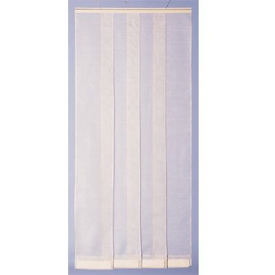 paire voilage toscana blanc 60 x 120 cm