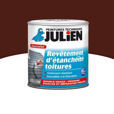 Revetement D Etancheite Toiture Brun 10l Julien Castorama