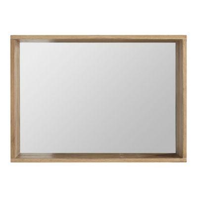 Miroir Chene Massif Cooke Lewis Harmon 140 Cm Castorama