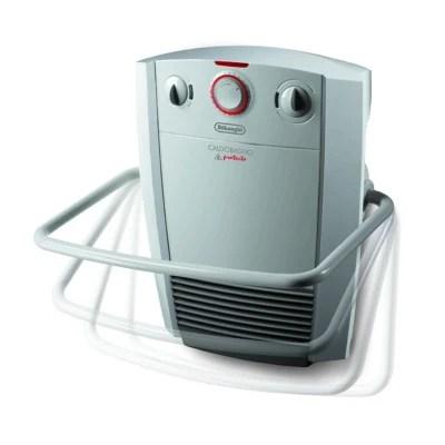 Radiateur Seche Serviettes Electrique Soufflant Delonghi Hwb5050t 2000w