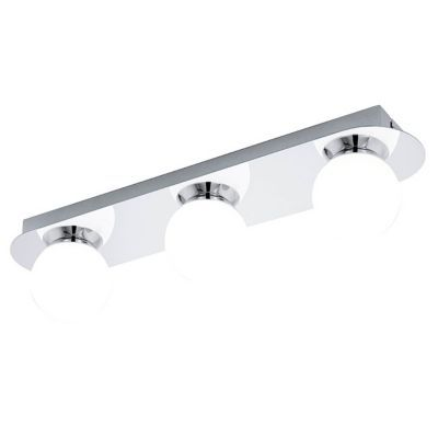 Applique Salle De Bains Led Colours Halvo Chrome Brilliant Ip44 Castorama