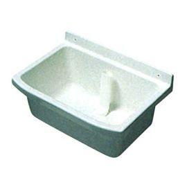 bac a laver avec grille 55 x 39 cm