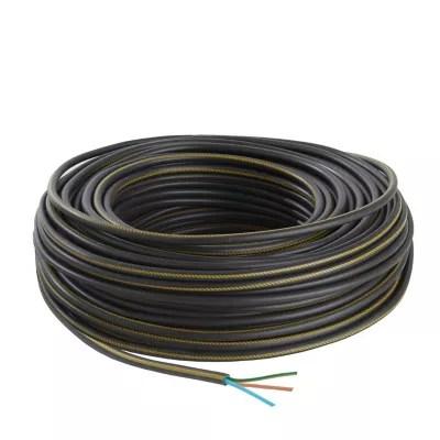 cable electrique u1000r2v 3x2 5 mm couronne 50 m