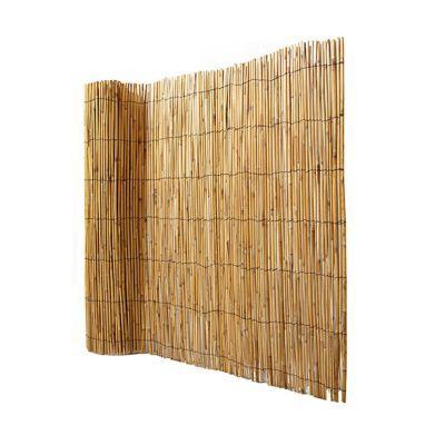 canisse bambou fendu blooma 3 x h 1 8 m