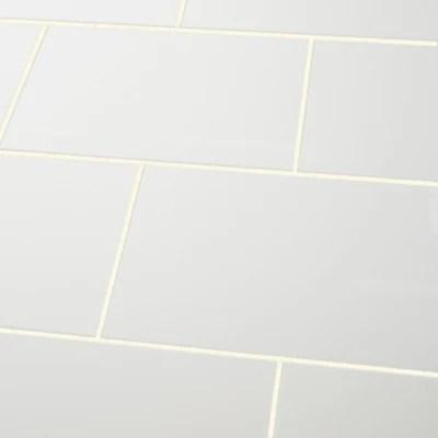 Carrelage Mur Blanc 25 X 50 Cm Brindisie Decor Castorama