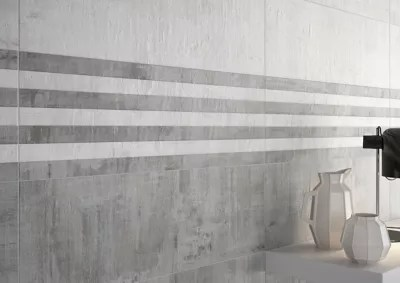 Carrelage Mural Blanc 25 X 75 Cm Litori Castorama