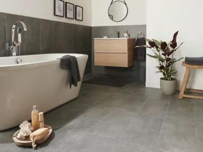 carrelage sol gris 30 x 60 cm structured concrete