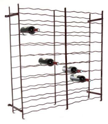 Casier Et Range Bouteilles Metal Rangement Garage Et Cave Castorama Fr