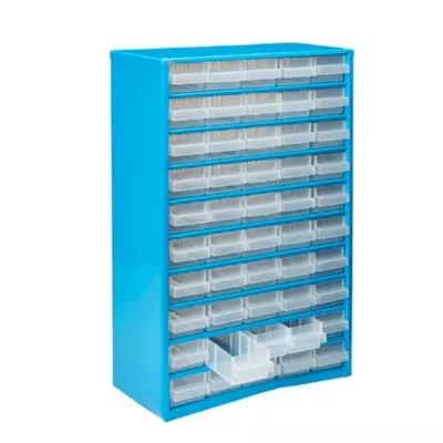 casier de rangement mac allister metal 50 tiroirs