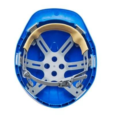 Casque De Securite 3101 Jsp Bleu Castorama
