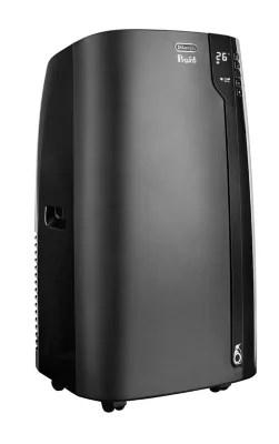 climatiseur mobile delonghi pac ex120 silent noir 3000w