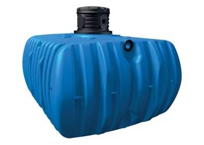 cuve a enterrer recuperateur eau de pluie flat graf 5000 l