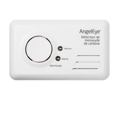Detecteur De Monoxyde De Carbone Angeleye Access Castorama