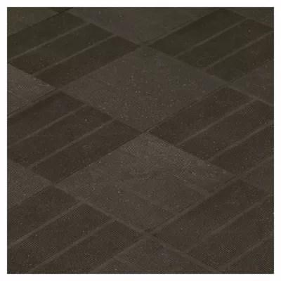 Dalle De Terrasse Composite Marron Blooma Angara 40 X 40 Cm Castorama