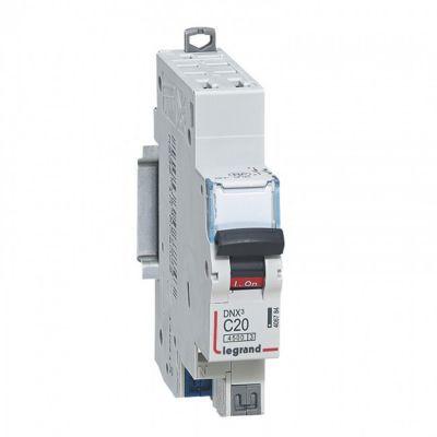 Disjoncteur Automatique 20a Legrand Castorama