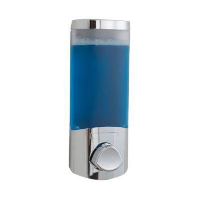 distributeur de savon chrome a fixer uno