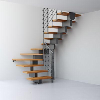 escalier quart tournant castorama