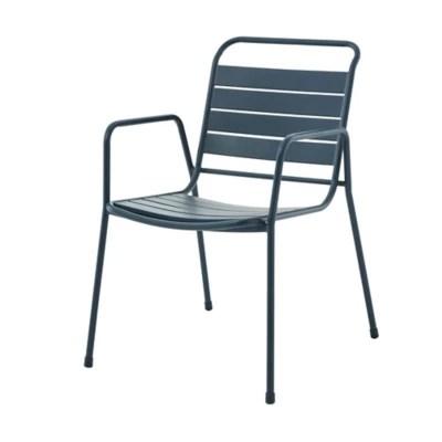 fauteuil de jardin cruzen bleu nuit