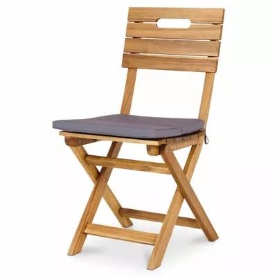galette de chaise denia gris