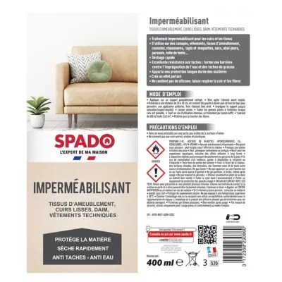 impermeabilisant spado 400 ml