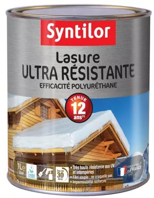 lasure ultra resistante syntilor ton chene dore 1l