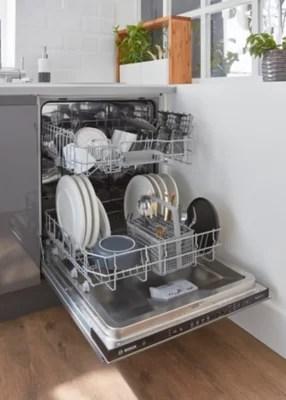 Lave Vaisselle Encastrable 60 Cm Bosch Smv41d00eu Castorama
