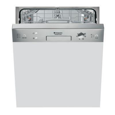 lave vaisselle encastrable 60 cm inox hotpoint