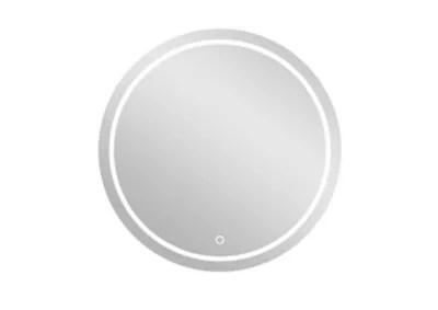 Miroir Lumineux Led Seattle O80 X 1 6 Cm Castorama