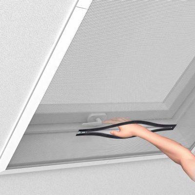 moustiquaire pare soleil pour fenetre de toit 140 x h 170 cm