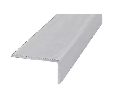Nez De Marche Aluminium Brut 45 X 23 Mm 2 M Castorama