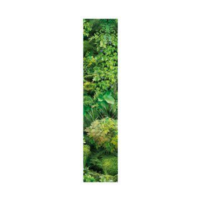 panneau japonais vegetal blanc 60 x 300 cm