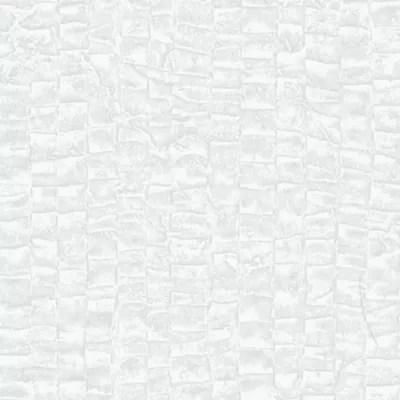 papier peint vinyle sur intisse goodhome aure blanc casse 53 cm