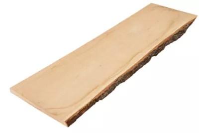 Planche Chene Brut 120 X 30 Cm Ep 25 Mm Castorama