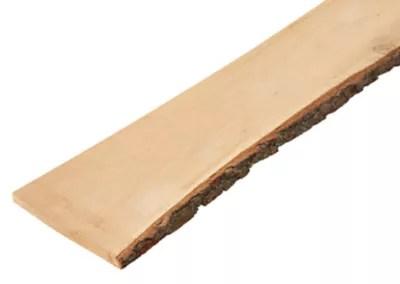 planche chene brut 180 x 30 cm ep 25 mm